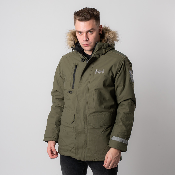 036cefff1d5 Men's jacket Helly Hansen Svalbard Parka 53150 492 - Best shoes ...