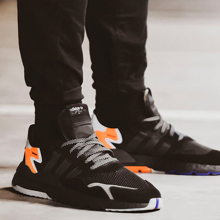 new product 390a1 ae5f5 ... Mens shoes adidas Originals Nite Jogger Boost CG7088 ...