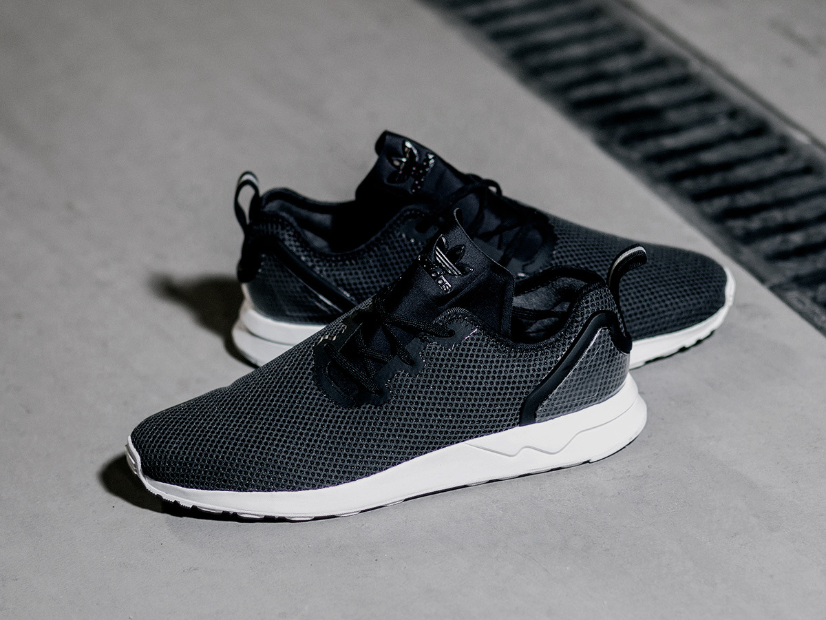 men 39 s shoes sneakers adidas originals zx flux adv. Black Bedroom Furniture Sets. Home Design Ideas