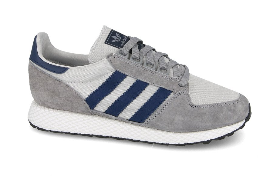 free shipping 91869 ee15a ... Mens shoes sneakers adidas Originals Forest Grove D96631 ...