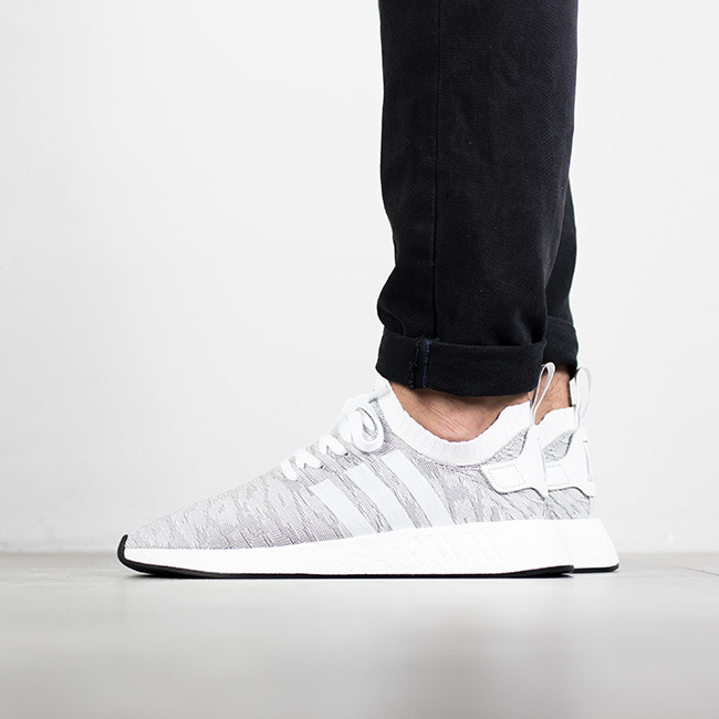 ... Men's shoes sneakers adidas Originals NMD_R2 Primeknit