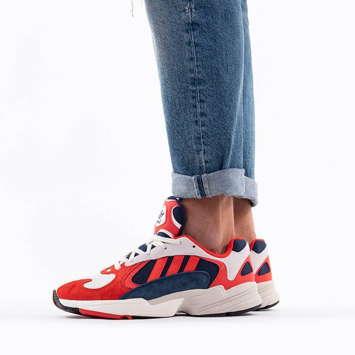 ... Men's shoes sneakers adidas Originals Yung 1 B37615 ...