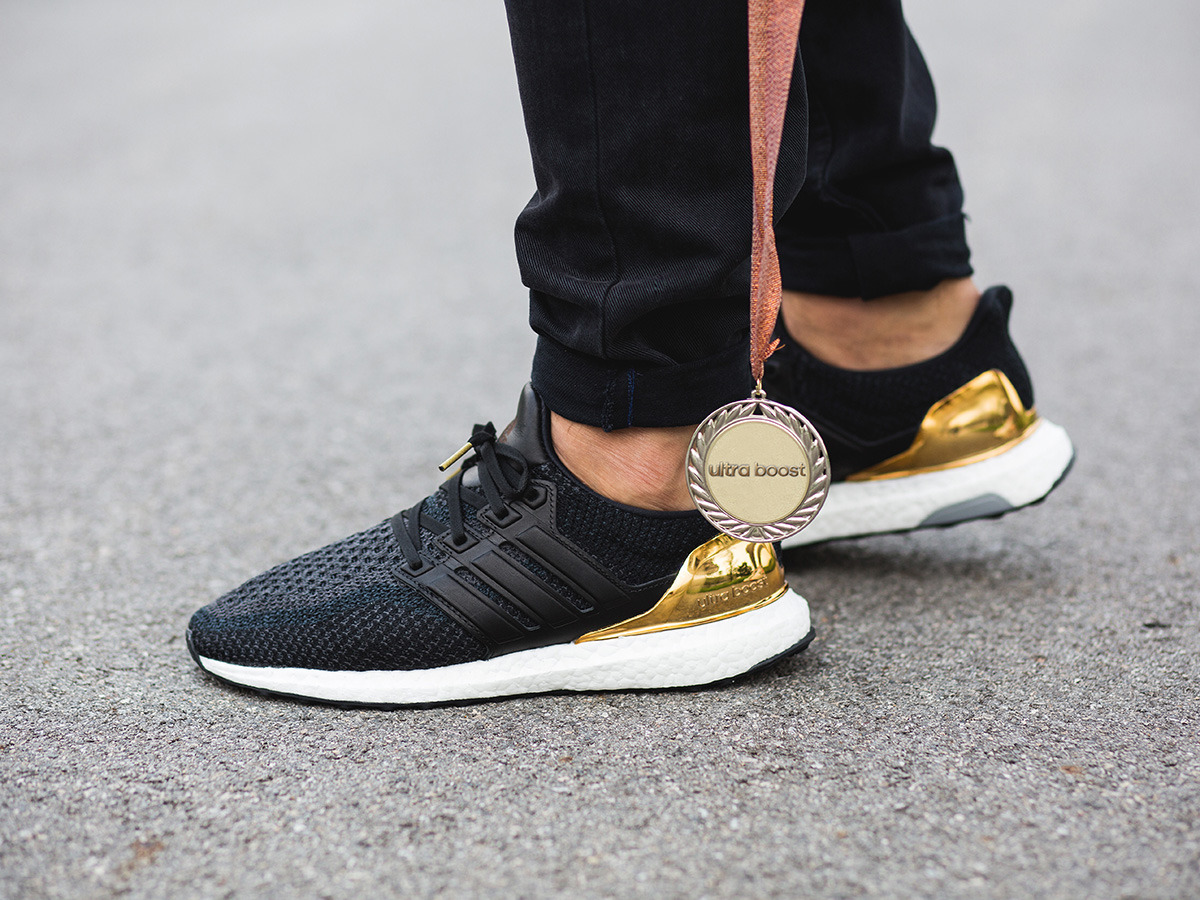 e004502ba5116 ... hot mens shoes sneakers adidas ultra boost limited adidas ultra boost  silver. gold medal .