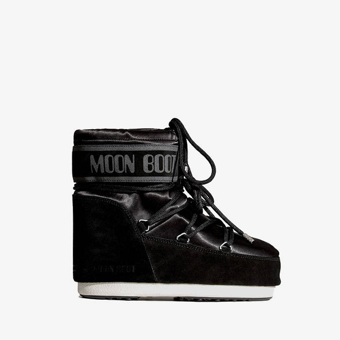 Moon Boot Classic Low Satin 14089300