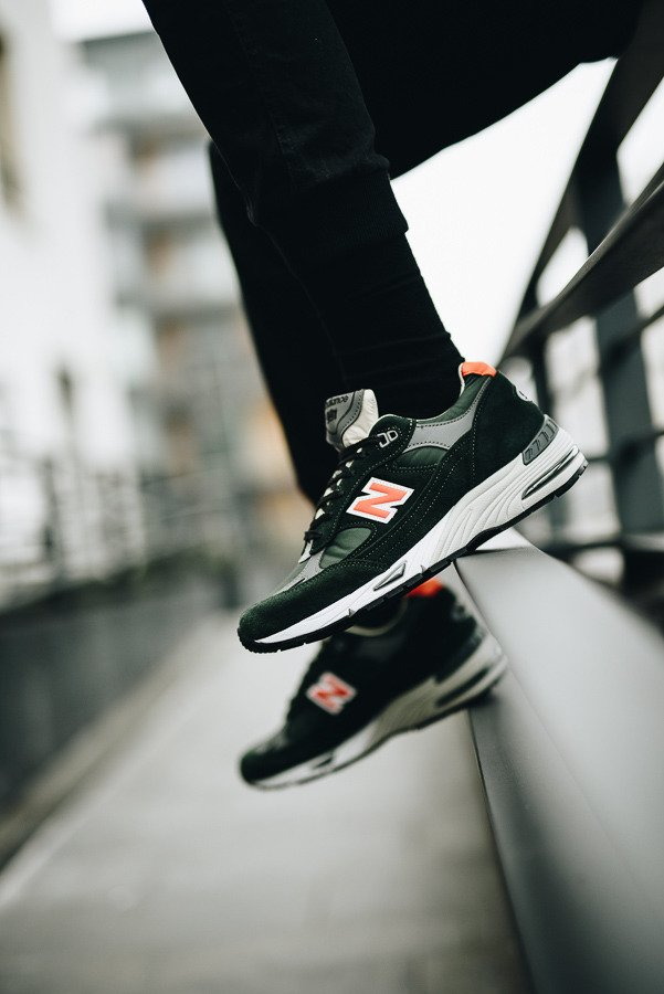 New Balance M991TNF Made in England
