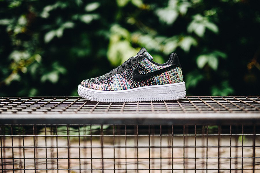 Nike Air Force 1 Flyknit 2.0 (GS) BV0063 002 Best shoes