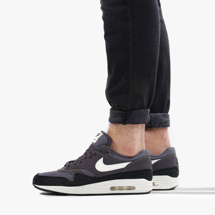 Buy Nike Air Max 1 Black Yellow AH8145 001 for sale online