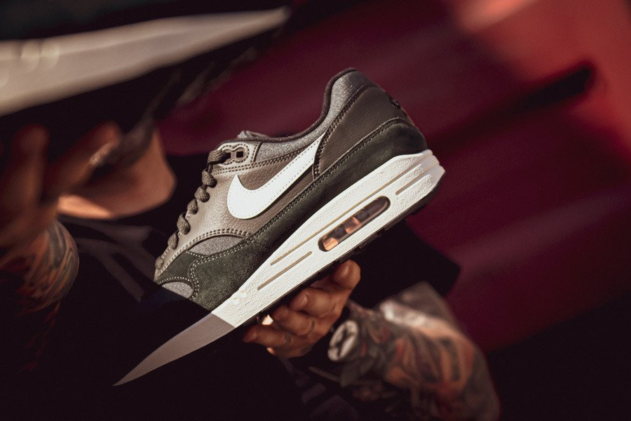 Nike Air Max 1 Leather