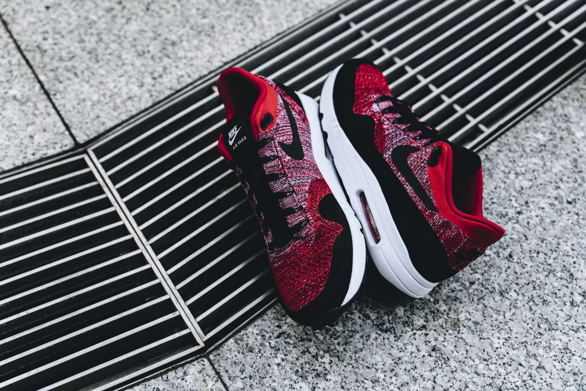 Nike Air Max 1 Ultra 2.0 Flyknit 875942 600 Best shoes