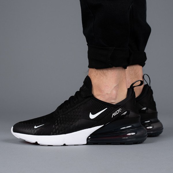Nike Air Max 270 Black Red