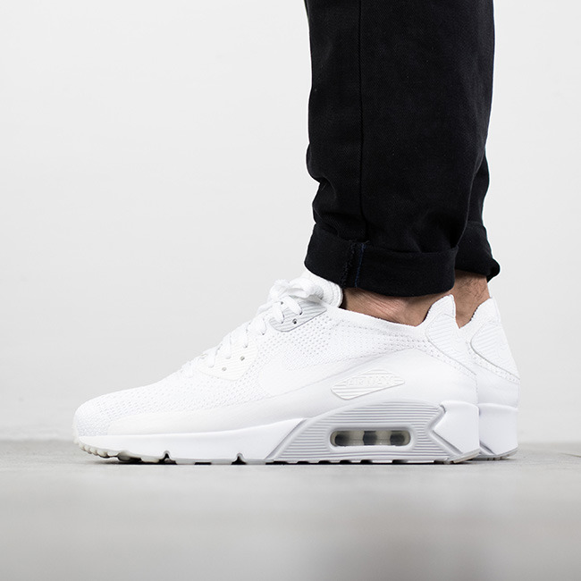 Men's Nike Air Max 90 Ultra 2.0 Flyknit Athletic Fashion