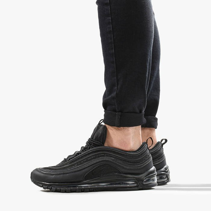 The Nike Air Max 97 gets dressed in Black and Red