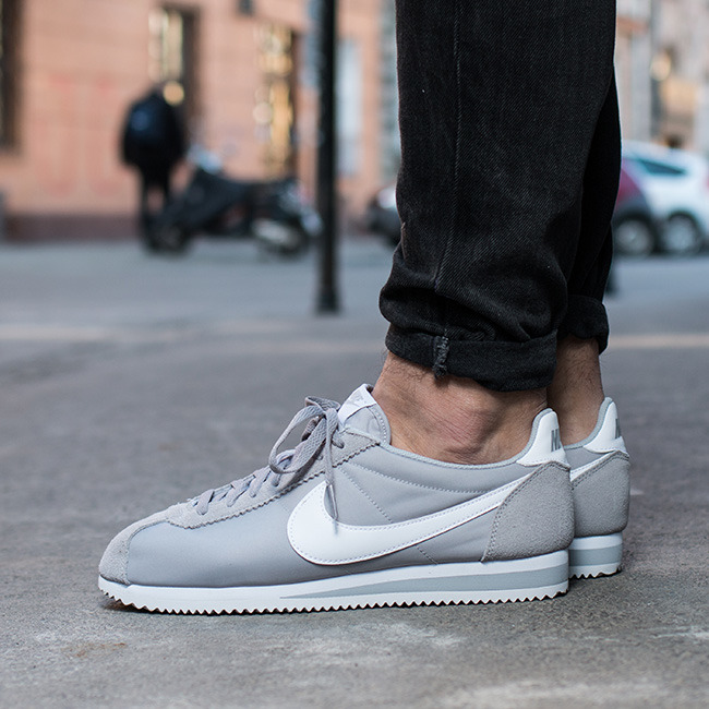 huge selection of 516b2 79b7f Nike Classic Cortez Nylon 807472 010 - Best shoes SneakerStudio