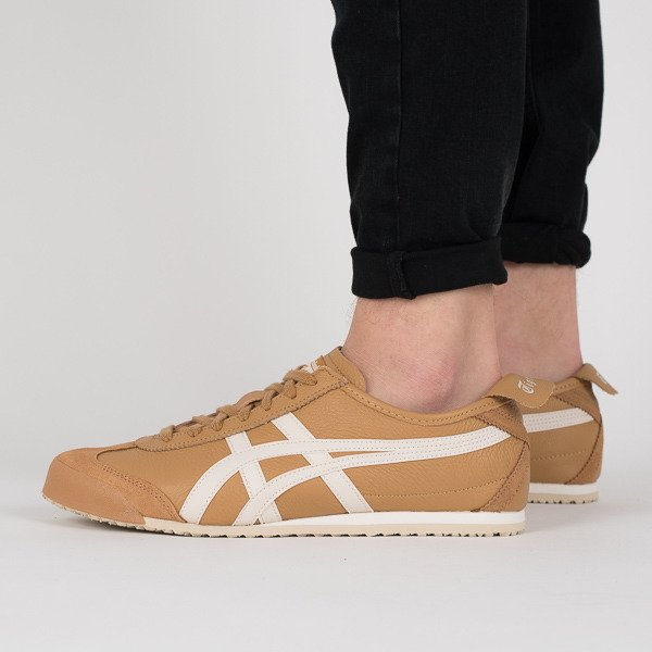 Men's MEXICO 66 SLIP ON | BROWNCREAM | Buty | Onitsuka Tiger