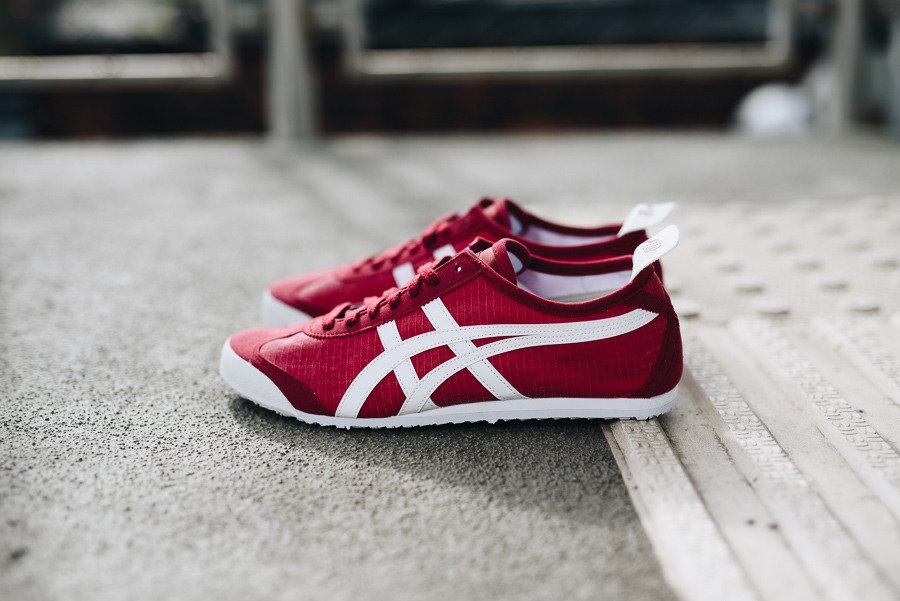 onitsuka tiger mexico 66 black white 600