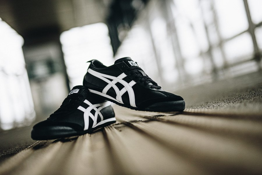 onitsuka tiger mexico 66 white black red zara espa�a