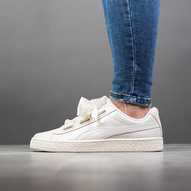 newest e6f1c a56dc Puma Basket Heart Ns Wns 364108 02 women's shoes | SneakerStudio