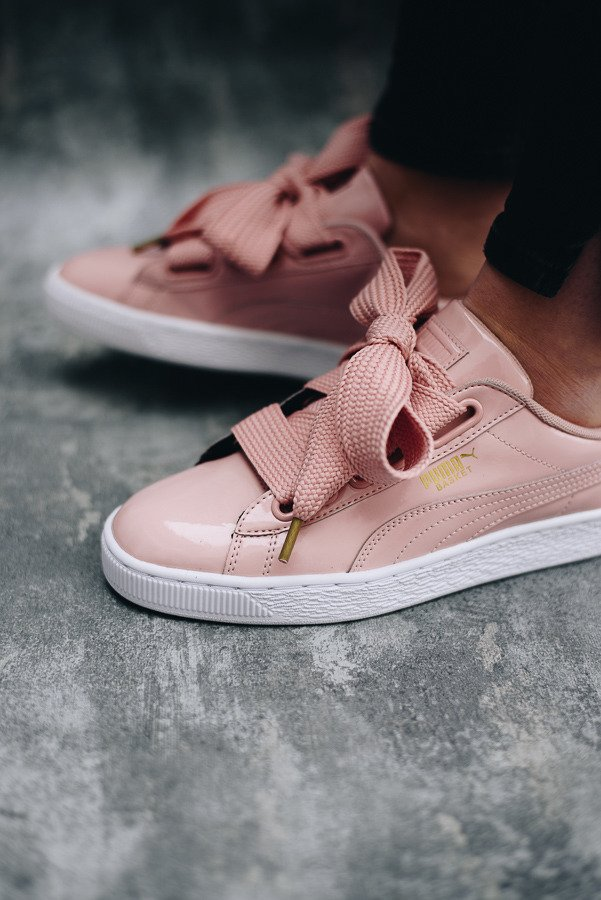 the best attitude b7512 461b7 Puma Basket Heart Patent 363073 11 - Best shoes SneakerStudio