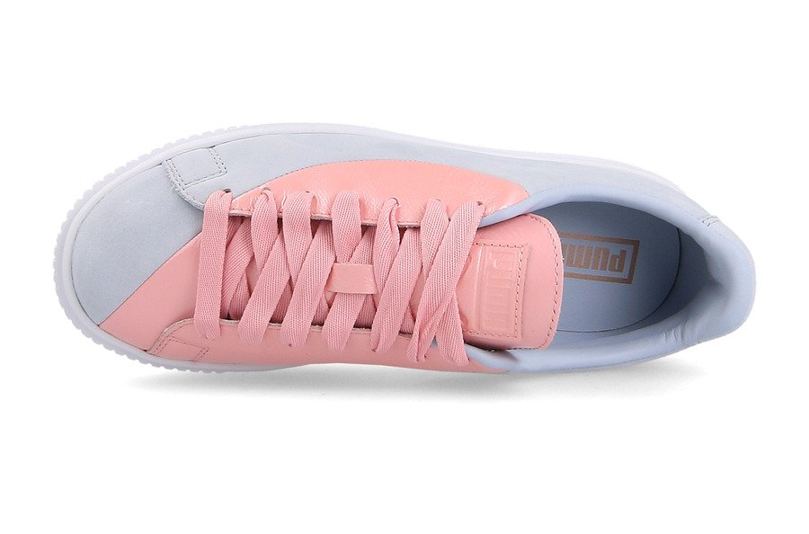 entire collection top-rated professional meticulous dyeing processes Puma Basket Platform Valentines Pack 366360 01 - Best shoes ...