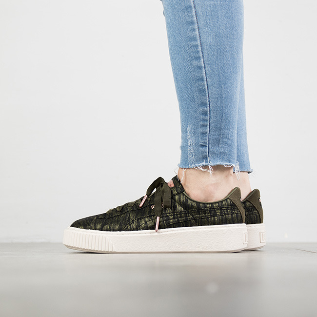 Puma Basket Platform VR Wn s Sneakers For Women
