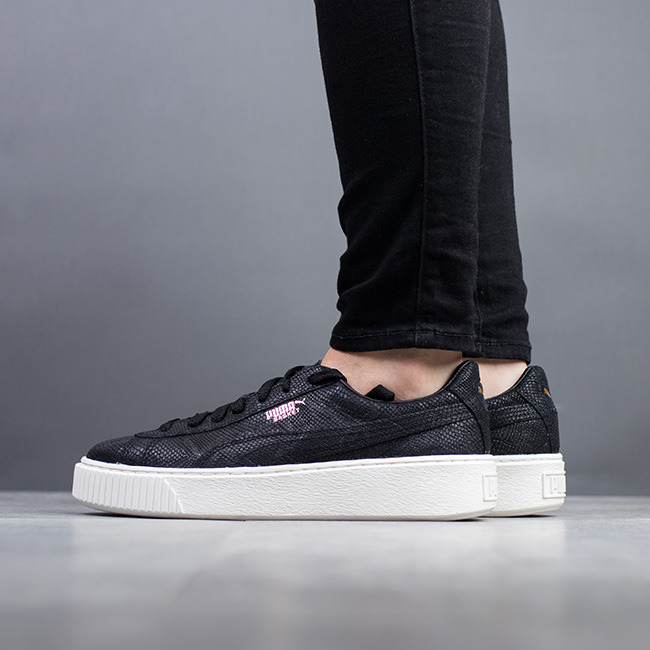 wholesale dealer 9b85c 2fda3 Puma Platform Euphoria 365472 01 - Best shoes SneakerStudio