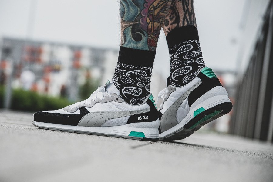 Mexico Civil personal  Puma RS-350 Re-Invention 367914 01 | Men's Shoes sneakers