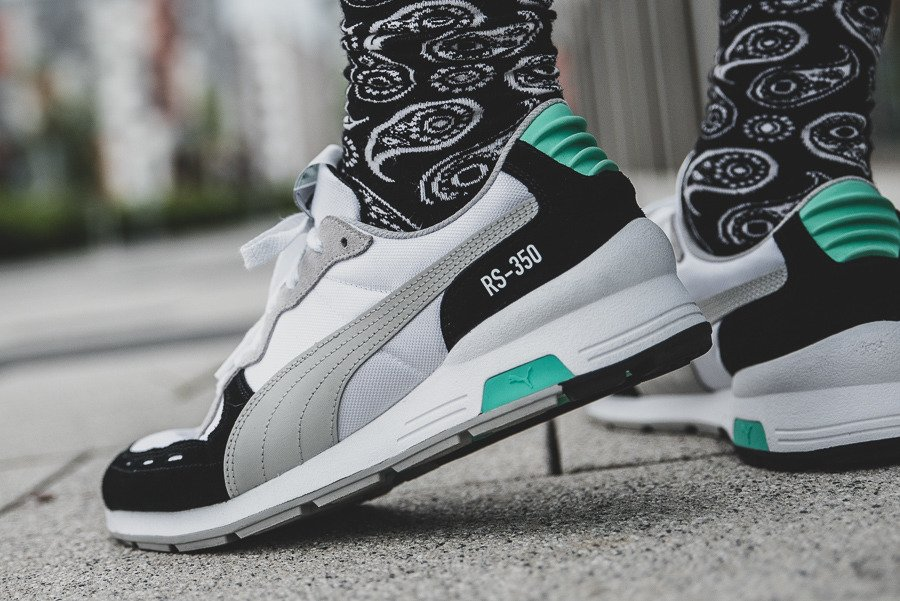 Puma RS 350 Re Invention 367914 01 | Men's Shoes sneakers