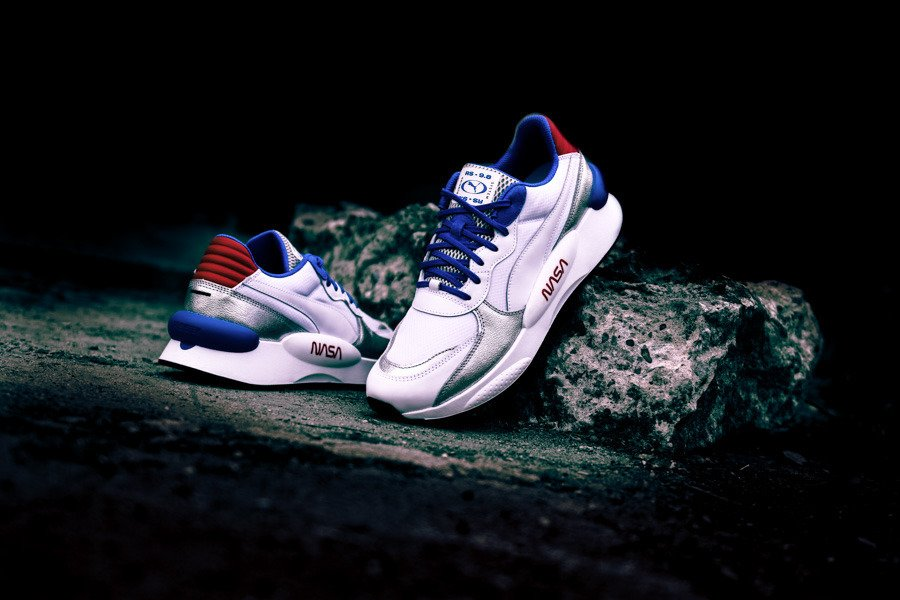 Puma RS 9.8 x Space Agency NASA 372509 01 - Best shoes ...