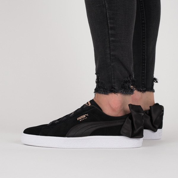 best choice factory authentic cheaper Puma Suede Bow Wns 367317 04 - Best shoes SneakerStudio