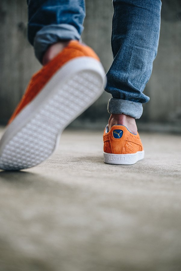Puma Suede Classic Breakdance New York 366293 01 Best