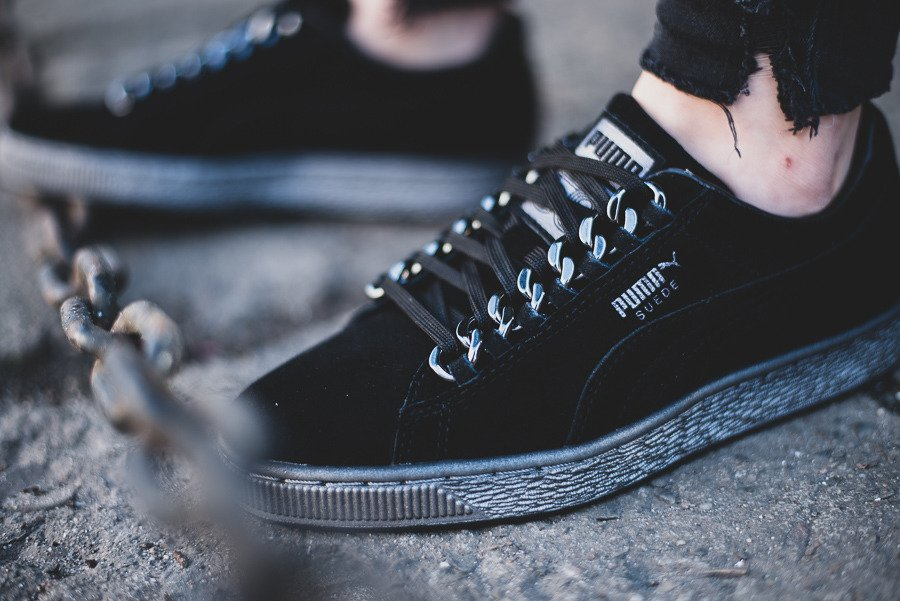 Puma Suede Classic X Chain 367391 01 Best shoes SneakerStudio