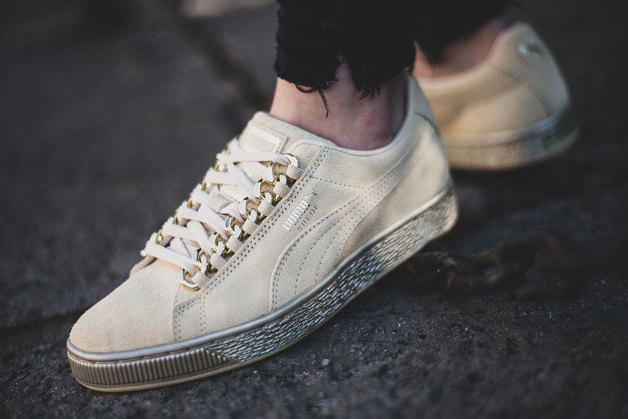 Puma Suede Classic X Chain 367391 02 Best shoes SneakerStudio