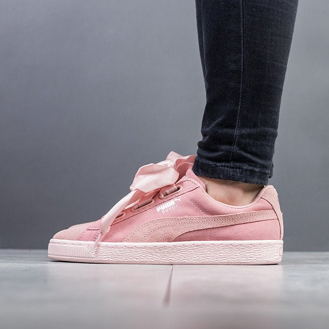 factory authentic abccf 72e7c Puma Suede Heart Pebble 365210 01 - Best shoes SneakerStudio