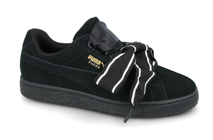 Puma Suede Heart Satin II 364084 01 Best shoes SneakerStudio