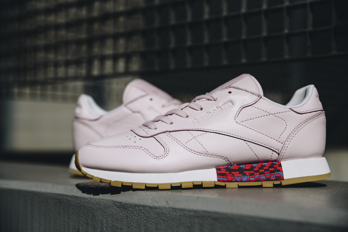 Buty Reebok Classic Leather Old Meets New