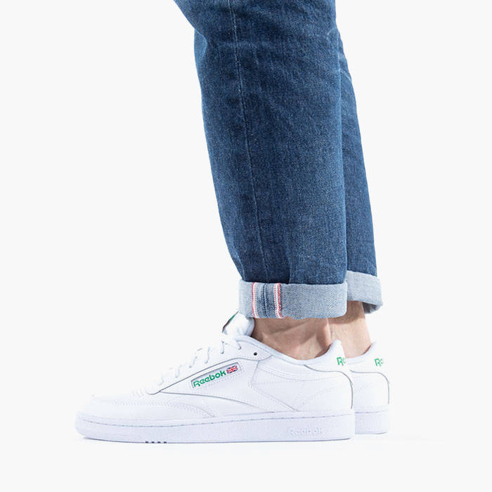 3fb1f0d8d35 Reebok Club C 85 AR0456 - Best shoes SneakerStudio