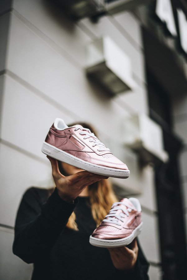 Reebok Club C 85 S Shine CN0512 - Best shoes SneakerStudio
