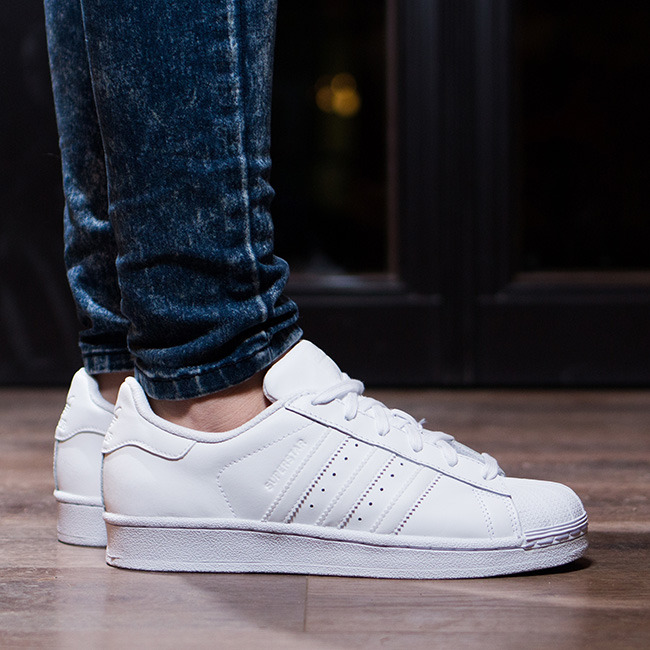 Adidas Superstar Vulc ADV Sneakers Crystal White/Grey Snake