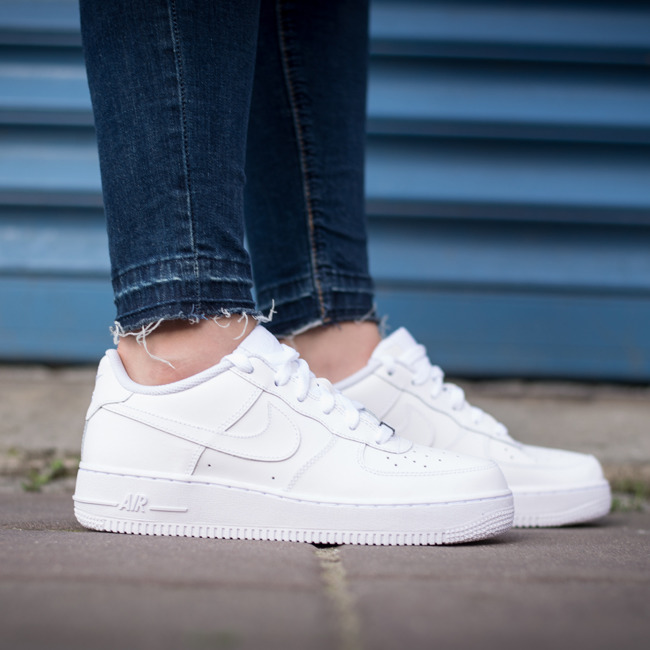 SNEAKER SHOES NIKE AIR FORCE 1 (GS) 314192 117 - Best shoes ...