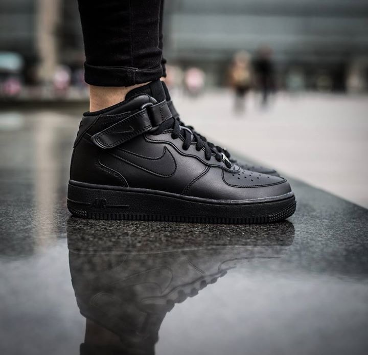 ad952ebbb74a06 SNEAKER SHOES NIKE AIR FORCE 1 MID  07 315123 001 - Best shoes ...