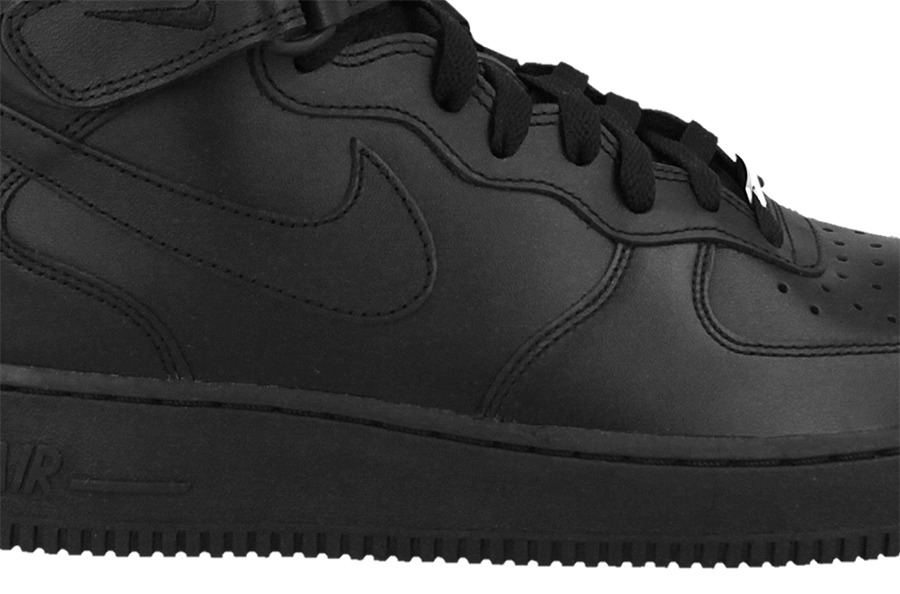 Nike Air Force 1 Mid 07 315123 001 black, mens, size, price
