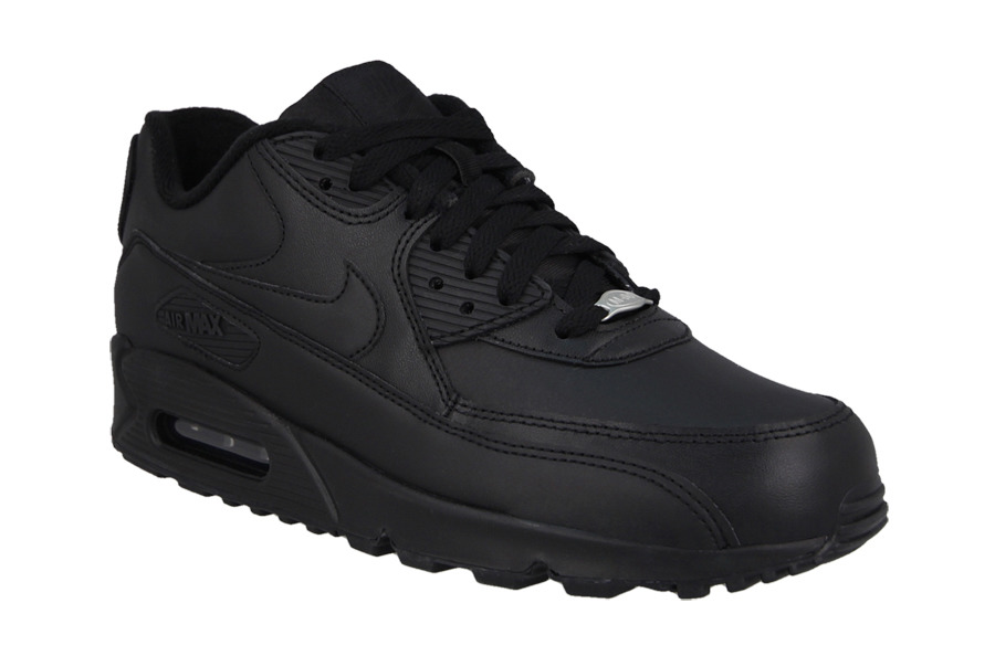 ... SNEAKER SHOES NIKE AIR MAX 90 LEATHER 302519 001 ...