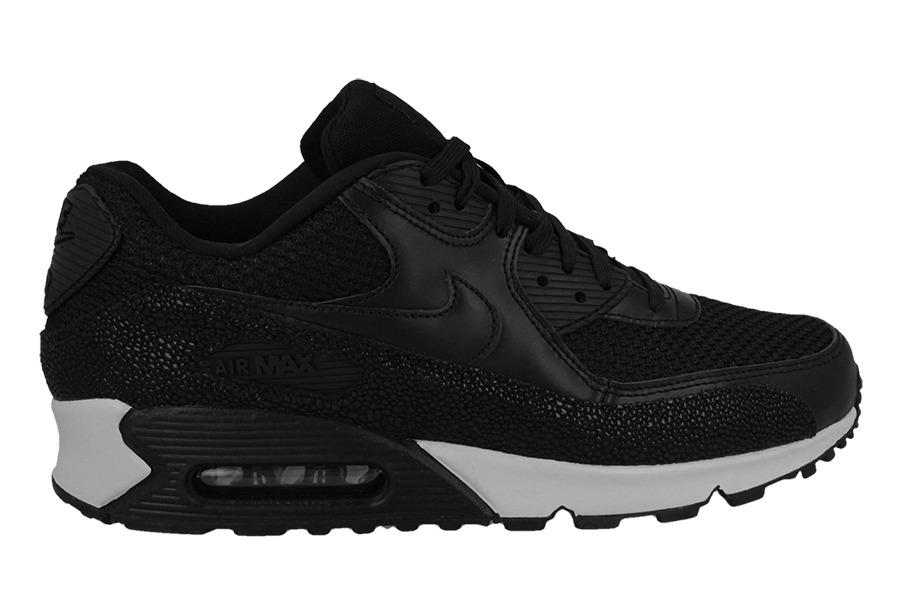 sneaker shoes nike air max 90 leather 705012 001 best. Black Bedroom Furniture Sets. Home Design Ideas