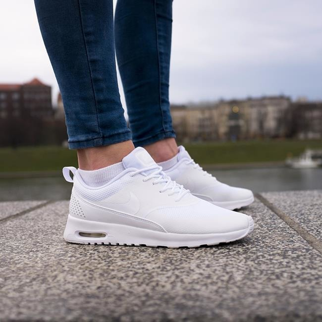 Women's Nike Air Max Thea Premium 'Summit White & Metallic Gold