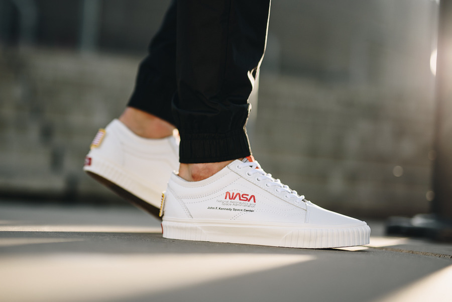 vans old skool nasa