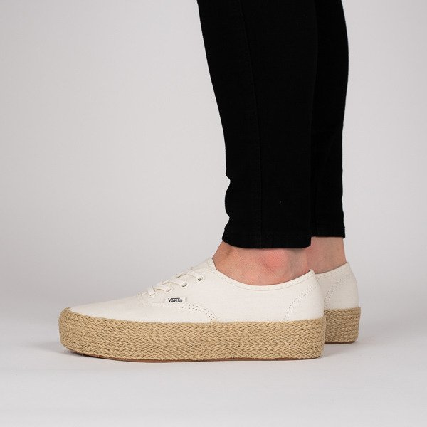 Vans Authentic Platform Marshmallow VA3NAQFS8 - Best shoes ...
