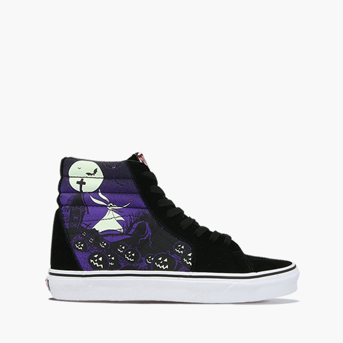 Disney x Vans Sk8 Hi Shoes THE NIGHTMARE BEFORE CHRISTMAS