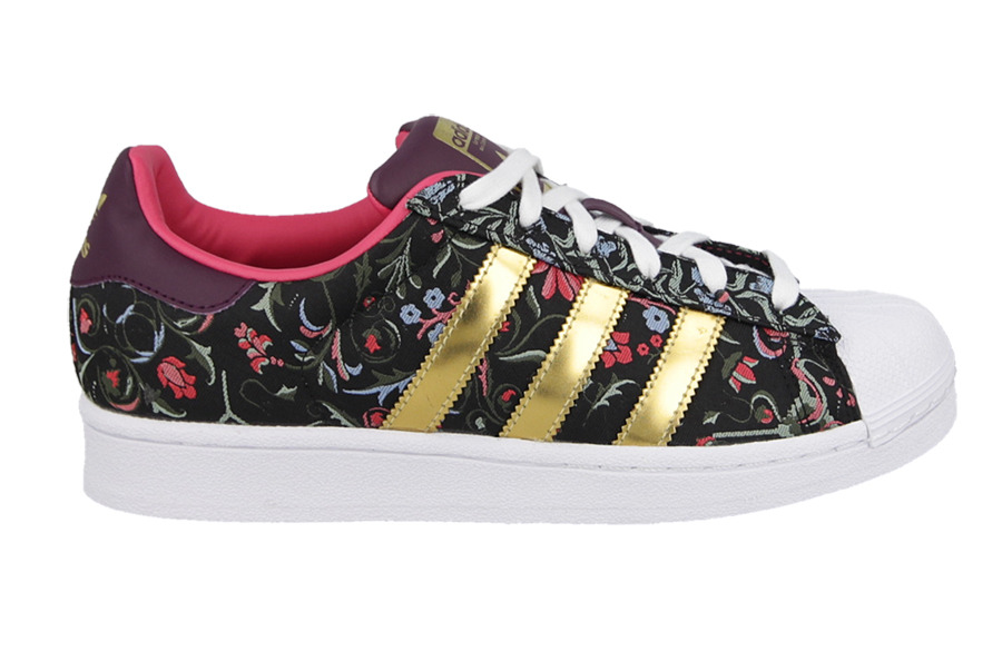 WOMENS SHOES SNEAKERS Adidas Superstar Russian Bloom