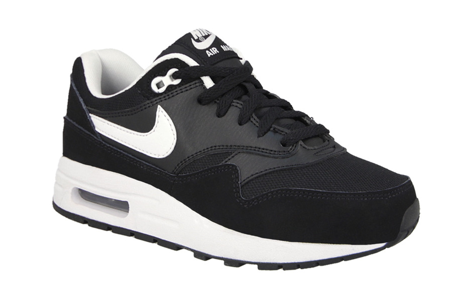 WOMEN'S SHOES SNEAKERS Nike Air Max 1 (GS) 807602 001 Best