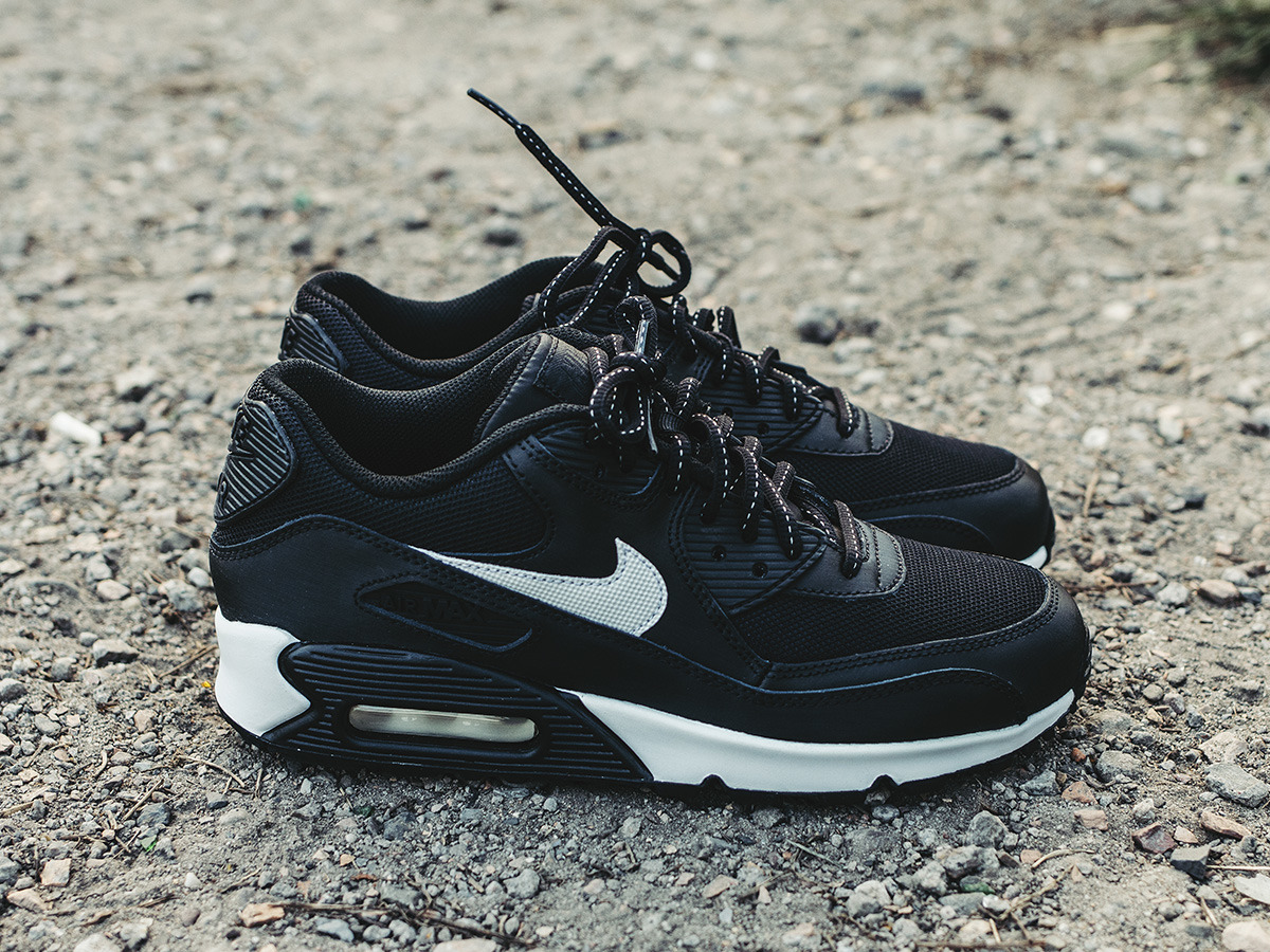 ... WOMEN'S SHOES SNEAKERS Nike Air Max 90 Flash (GS) 807626 001 ...